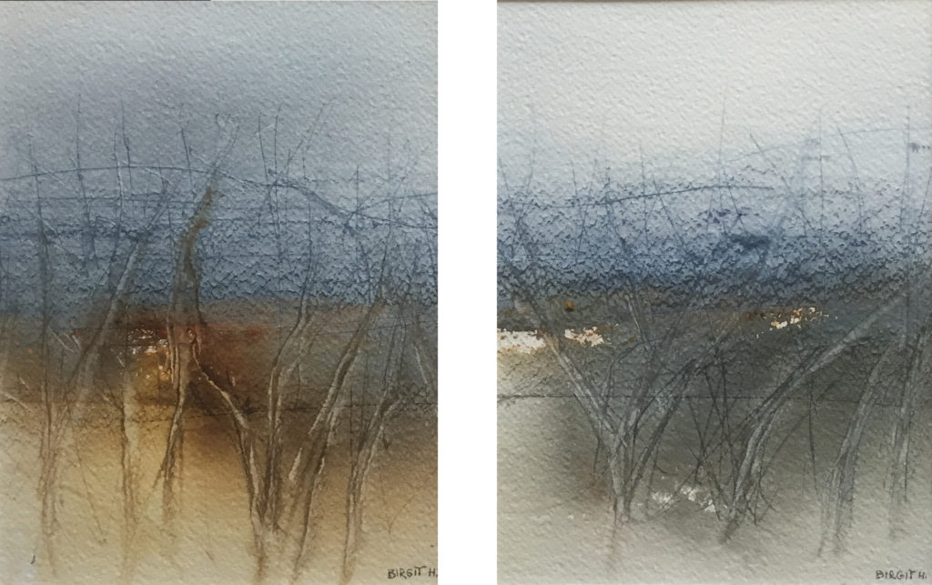 Strandkant I och II ©Birgit Hallerfors