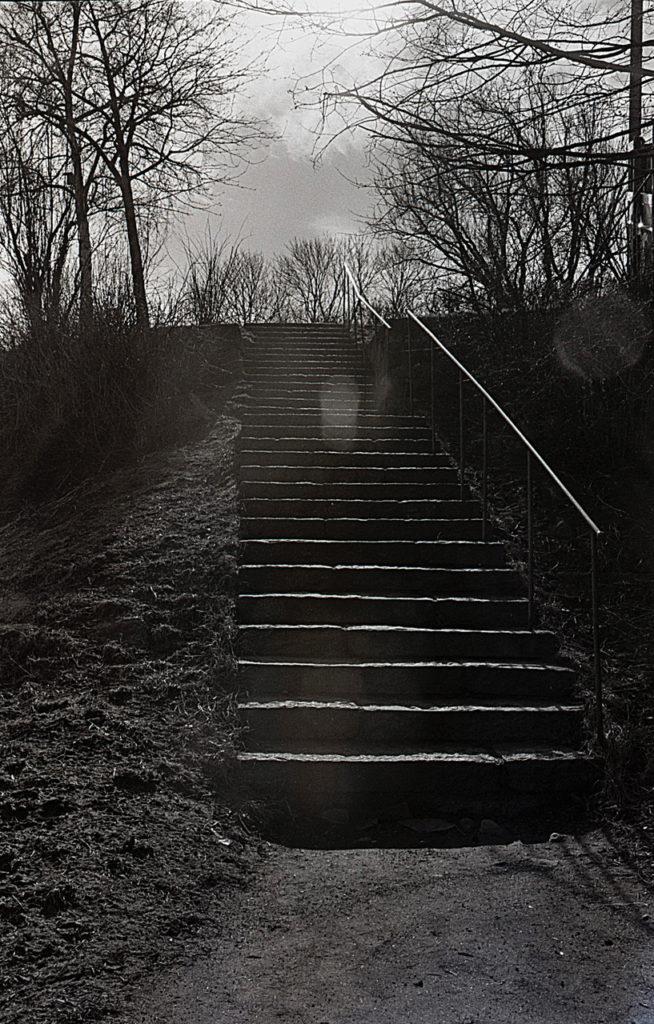 Stairway to heaven ©Georg Kristiansen